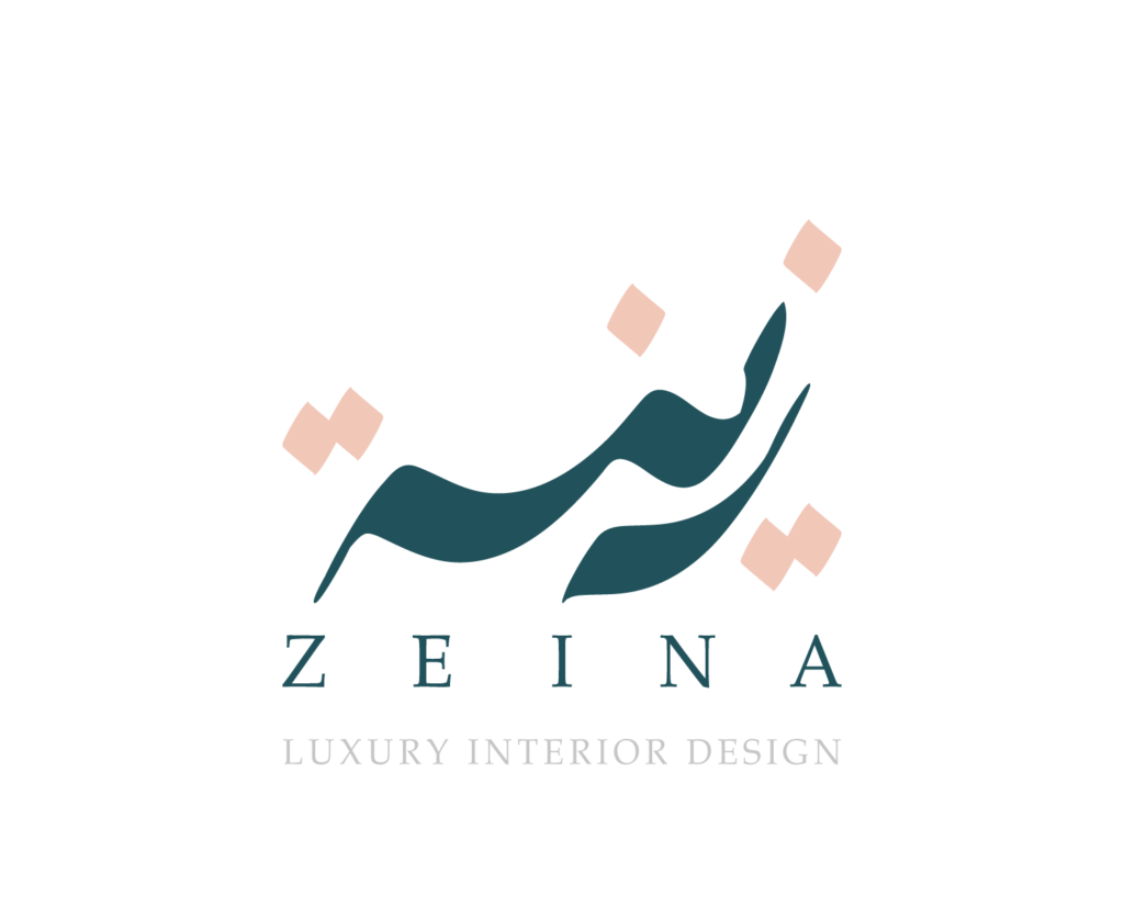 Zeina colored logo
